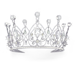 A crown for my Goddess. 