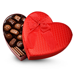 someday I will bring real Chocolates for you <3 <3 <3