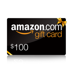 $100 Card cadou Amazon