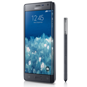 Samsung Galaxy Note 4 edge Black