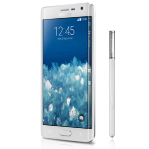 Samsung Galaxy Note 4 edge White