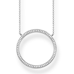 THOMAS SABO NECKLACE CIRCLE LARGE