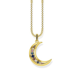 THOMAS SABO NECKLACE ROYALTY MOON