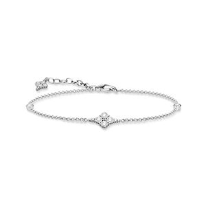 THOMAS SABO BRACELET ROYALTY WHITE